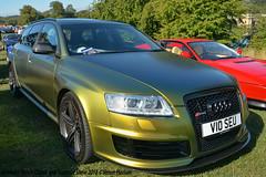 Blenheim Palace Classic and Supercar Show 2018 - Audi RS6 Avant (Si 558) Tags: audi rs6 avant audirs6avant 2018 palace classiccarshow blenheimpalace