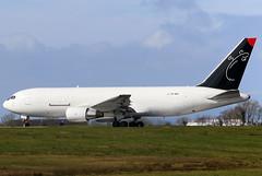 SP-MRF (GH@BHD) Tags: spmrf boeing 767 762 76f b767 b762 b76f 767200 skytaxi iga te bfs egaa aldergrove belfastinternationalairport aircraft aviation airliner cargo freighter