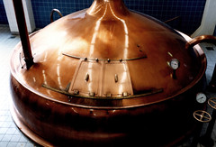 Heineken vat+F (foliopix) Tags: amsterdam heineken beer copper vats brewing brewery lager drink