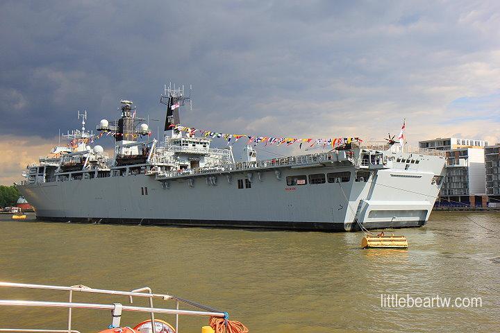 泰晤士河遊船Thames Citycruise-38