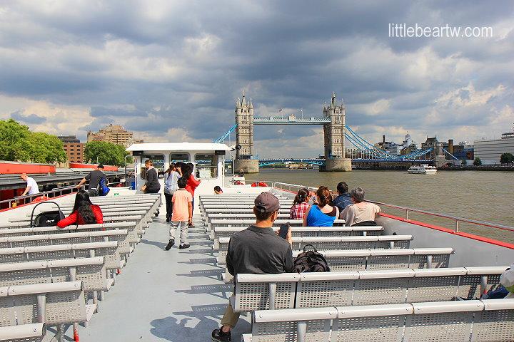 泰晤士河遊船Thames Citycruise-30