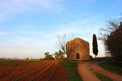 Santa Cristina de Corçà (Albert T M) Tags: empordanet baixempordà empordà corçà ermitaromànica ermitamedieval ermita romàniccatalà catalunya