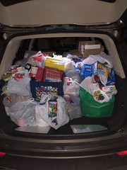 Food Drive for the Baptist Temple Food Pantry 2