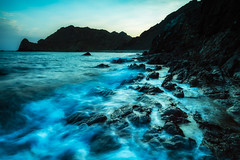 darsait seasccape 3 (ssg99_99) Tags: 2018 filters longshutter muscta oman seascapes water waves