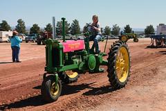 John Deere Model A (twm1340) Tags: 2019 az arizona flywheelers antique tractor show cottonwood