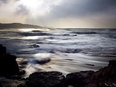 Verdicio (Jaime Martin Fotografia) Tags: asturias atardecer sea nature sunset