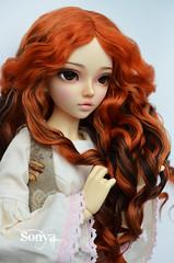 DSC_2126 (sonya_wig) Tags: fairytreewigs wig bjdwig minifeewig bjd bjdminifee minifeechloe handmade doll bjddoll dollphoto fairyland fairylandminifee minifee chloe bjdphotography coloringhair