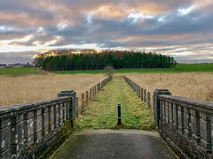 Kirkton Of Logie Buchan - Aberdeen Scotland - 04/01/2019 (DanoAberdeen) Tags: candid amateur 2019 buchan aberdeen aberdeenshire danoaberdeen scotland countryside logiebuchan aberdeenscotland riverythan memorialbridge kirkton ellon parish nature outdoors clouds abz abdn uk gb walk bluesky historicscotland scotch nikond750 ythanriver hiking hiddenscotland highlands bonnyscotland bonnie scottishhistory auchmacoy church graveyard cemetery headstone winter autumn spring summer history museum gordondistrict tree