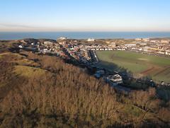 Wijk aan Zee 20-01-19 (2) (de kist) Tags: kap nederland thenetherlands wijkaanzee noordzee northsea kust coast dunes duinen paasduin aerial luchtfoto aerialphotography luchtfotografie
