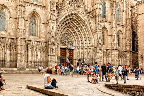 Catedral de la Santa Creu i Santa Eulàlia,