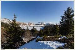 Lac de Guéry (Doc ARVERNE) Tags: france auvergne massifcentral montagne puydedôme canoneos100d canonefs1022usm hiver lacs massifdusancy canonefs1022 doc arverne