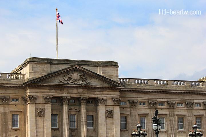 白金漢宮Buckingham Palace-30