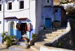 Chefchaouen, Morocco, January 2019 D810 558 (tango-) Tags: chefchaouen bluecity villaggioblu bluevillage morocco maroc 摩洛哥 marruecos марокко المغرب
