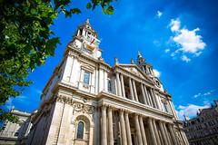 GTJ-2019-0301-7 (goteamjosh) Tags: architecture britain cathedral church churchofengland england stpauls stpaulscathedral tourism travel travelphotography uk unitedkingdom gothic