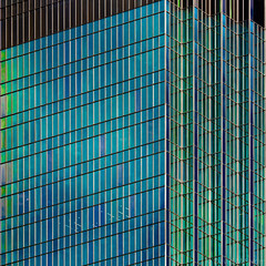 Minneapolis Geometry (David M Strom) Tags: olympusem1markii skyscraper minneapolis reflections architecture davidstrom olympus40150 abstract idscenter