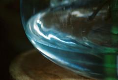 no title (biancarosa.looman) Tags: analog handheld reflection abstract blur vase canon kodakfilm