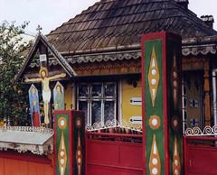 România (risotto al caviale) Tags: houses decorative