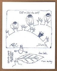 DP s.121 to 017 (feck_aRt_post) Tags: dp dailypractice doodle drawing notebook