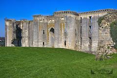 La Ferté-milon, Picardie ( photopade (Nikonist)) Tags: louisdorléans lafiertémilon château châteaufort castle picardie ruines nikond7100 nikon apple architecture affinityphoto afsdxvrzoomnikkor1685mmf3556ged aisne dxoviewpoint3