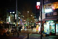 2106/1847 (june1777) Tags: snap street seoul night light bokeh sony a7ii canon fd 55mm f12 1250 clear euljiro