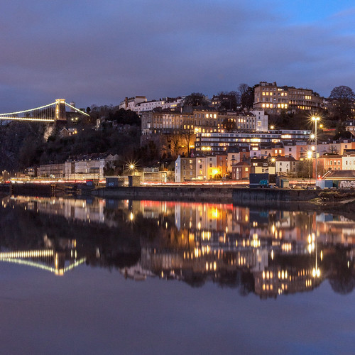 River Avon Reflections