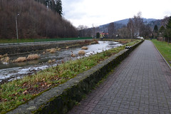 The Mighty Vistula River, Wisła (sadat81) Tags: wisła silesia cieszyn beskid śląski zima w polsce polish mountains beskidy poland polonia polen winter is coming cuming