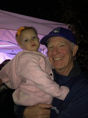 "Dani with Grandpa Miller on Halloween • <a style=""font-size:0.8em;"" href=""http://www.flickr.com/photos/109120354@N07/45709228054/"" target=""_blank"">View on Flickr</a>"