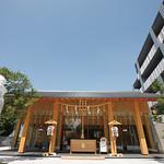 定期借地権付きマンション建設による神社再生ソリューションの写真