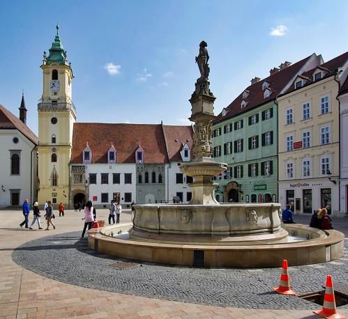 Old Cityhall Bratislava - Slovakia
