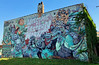 Weird Crew (featuring Nychos, Dxtr, Cone, Hrvb, and Look) (wiredforlego) Tags: graffiti mural streetart urbanart aerosolart publicart detroit michigan dtw mitm nychos weirdcrew dxtr cone hrvb look easternmarket