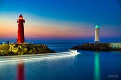 Cheongsapo Lighthouses (JTeale) Tags: lighthouses landscape asia travel teale southkorea busan canon korea winter tourism