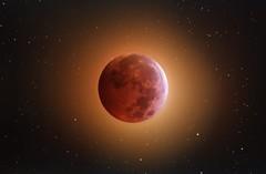 Total Lunar Eclipse - January 2019 (Andrew Klinger) Tags: