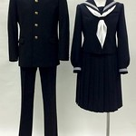 学生服の写真