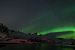Auroraborealis (bfossli) Tags: aurora auroraborealis northerlights nordlys lofoten night longexposure nightsky