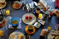 Many details and the great picture (dorofoto) Tags: breakfast morning table 365 red food