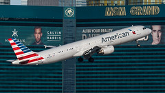 American Airlines N177US plb22-05085 (andreas_muhl) Tags: a321 aa americanairlines klas las lasvegas n177us november2018 vegas aircraft airplane aviation planespotter planespotting