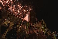 Carnaval Vénitien Rosheim (boomer_phil) Tags: carnaval beautifulexpression flickrelite nikon d850 rosheim couleurs extérieur nocturne street costumés feuxdartifice église