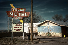 yucca motel (jody9) Tags: motelsign yuccamotel vaughn newmexico route66