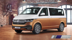VW T6.1 Multivan rental Eurovan24
