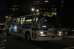 IMG_3666 (GojiMet86) Tags: mta nyc new york city bus buses 1999 t80206 rts 5219 m22 park row spruce street