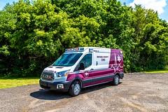 Arkansas ambulance (CasketCoach) Tags: ambulance ambulancia ambulanz ambulans rettungswagen krankenwagen paramedic ems emt emergencymedicalservice firefighter fordtransit