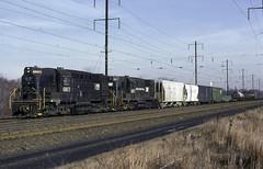 Alco's Under Wires (ac1756) Tags: conrail cr pc alco rsd12 6863