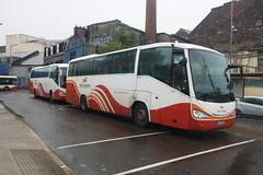 Centuries (lazy south's travels) Tags: cork ireland irish countycork europe european bus coach irizar century buseireann transport scania