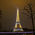La tour Eiffel. París, Francia. thumbnail