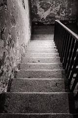 Kilmainham Gaol (raymorgan4) Tags: kilmainham gaol dublin plunkett pearse connolly ceannt clarke ireland stone stairs iron handrail steps decay landmark
