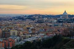 Roma (Marano Marco) Tags: marano maranomarco roma capitale romacapitale lazio rome sanpietro cupola montemario nikon nikond800 d800