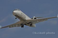 BRB_6710cesn c (b.r.ball) Tags: brball yyz torontopearsoninternationalairport aviation cgkfr bombardier cl6002b19 aircanadaexpress ac7340 runway24r