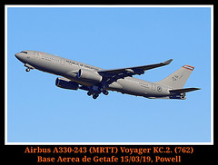 Test flight (Powell 333) Tags: airbus a330243 mrtt voyager kc2 airbusa330243 airbusa3302 airbusa330 airbus330 330243 762 singaporeairforce singapore air force airforce legt getafe tanker avión avion aircraft aeropuerto airport aviones aena airways airlines canoneos80d eos80d canon eos 80d powell spain españa madrid militar military rsaf republicofsingaporeairforce republicofsingapore republic