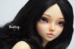 DSC_2158 (sonya_wig) Tags: fairytreewigs wig bjdwig minifeewig bjd bjdminifee minifeechloe handmadedoll bjddoll dollphoto fairyland fairylandminifee minifee chloe bjdphotographycoloringhair