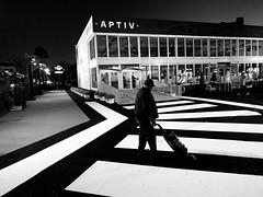 Crosswalk Traffic (Digital Salt) Tags: anaheim nevada usa streetphotography iphonexr street lasvegas ces2019